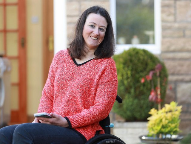 Dr Julie McElroy was inducted into the Scotland's College Development Network's Hall of Fame earlier this year, as a role model in her field and an inspiration to students. Last year she delivered a TEDx Open University talk and was a finalist in the Rising Star category of the Scottish Women in Technology Awards.