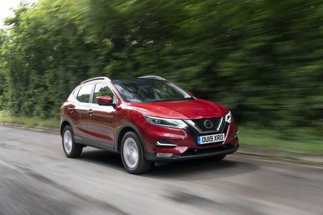 The Nissan Qashqai is regularly among the UK's best-selling new cars