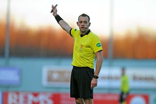 Referee Gavin Duncan had been scheduled to take charge of the Championship clash.