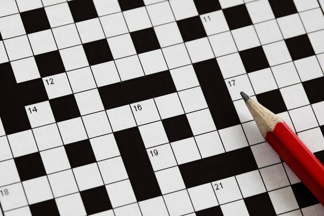 Our crosswords are meant to be a challenge.