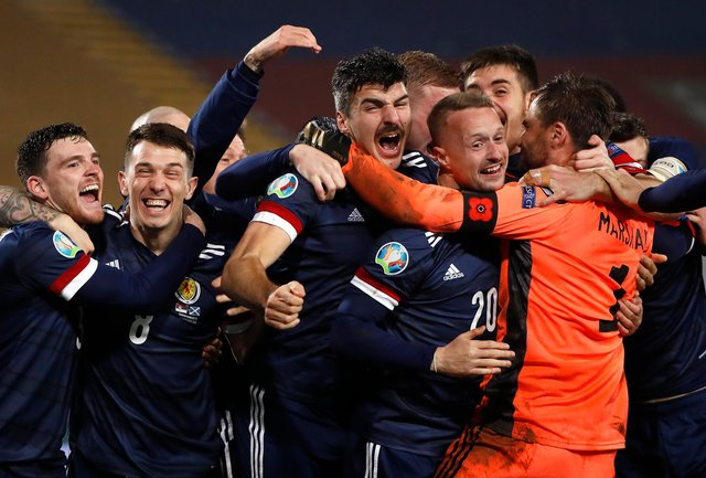 Scotland national team: When is the World Cup? Will Scotland make it? How often are the Euros? (Pic: Srdjan Stevanovic via Getty)