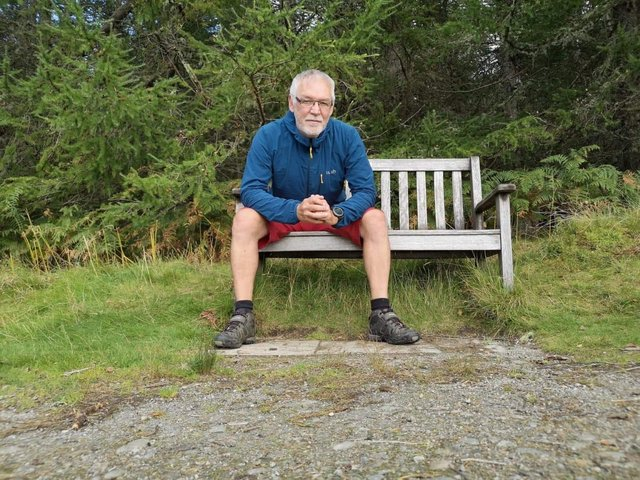 Ian Findlay had a passion for the Great Outdoors