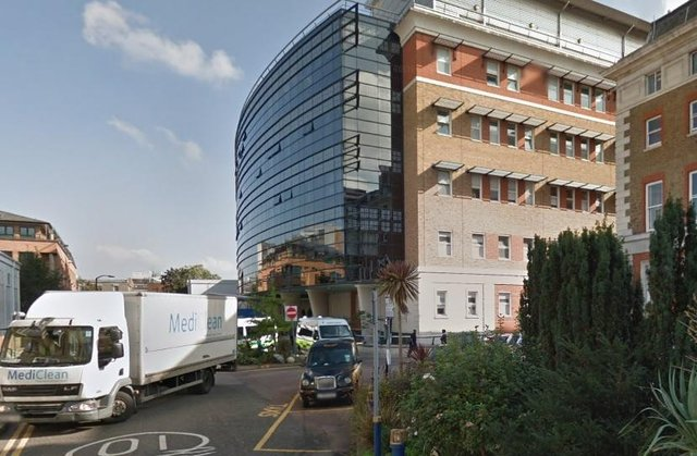 The 13-year-old died at King's College Hospital