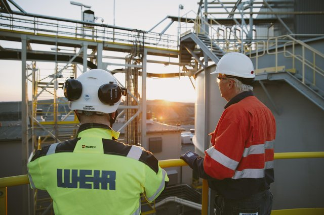 Weir Group, the Glasgow-headquartered global engineer, has been transformed into a 'premium mining technology pure play' after sealing a major deal to sell its oil and gas division. Picture: Weir Group