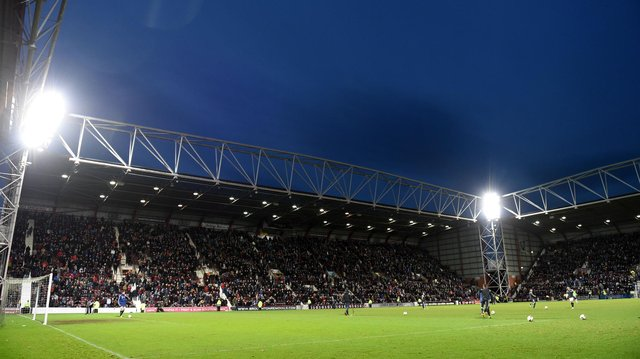 Player wages at Tynecastle could be deferred.