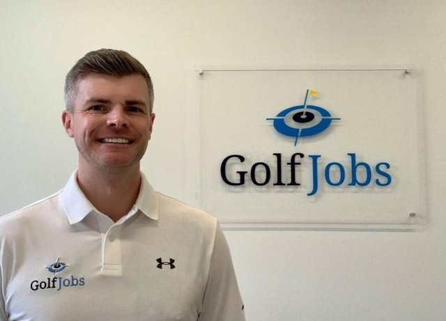 Darren O'Donnell launched Golf Jobs in May 2019 and is delighted to see it going from strength to strength.