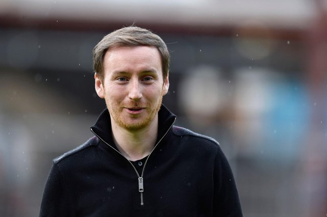 Ian Cathro has put his disappointing stint at Hearts behind him as he takes on assistant manager role at Tottenham Hotspur. Photo by Rob Casey/SNS