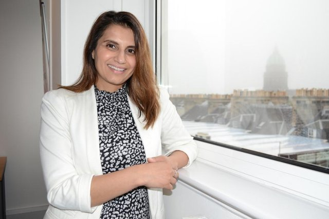 Shaheena Din, National Project Manager, Scottish Empty Homes Partnership