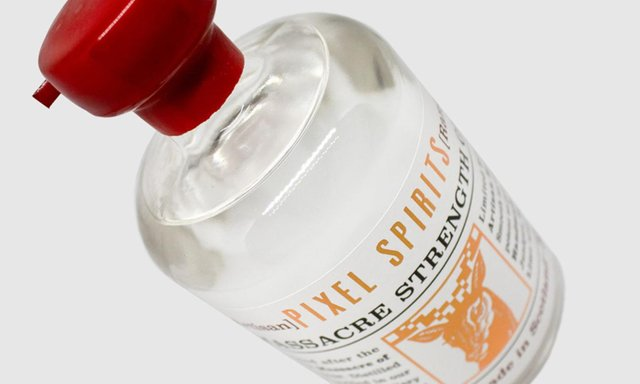 The Massacre Strength Gin - which was inspired by the Glencoe Massacre -  has now been removed from sale and will be rebranded following complaints from a historian. PIC: Contributed.