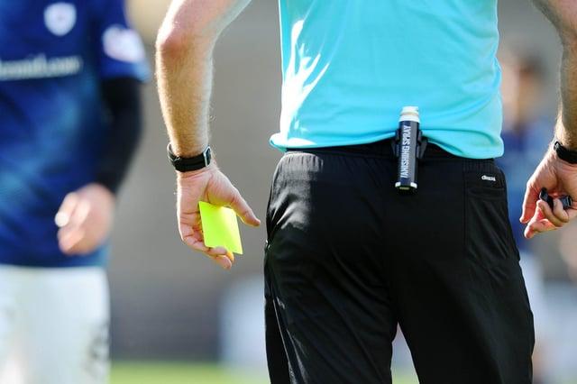 Referees list