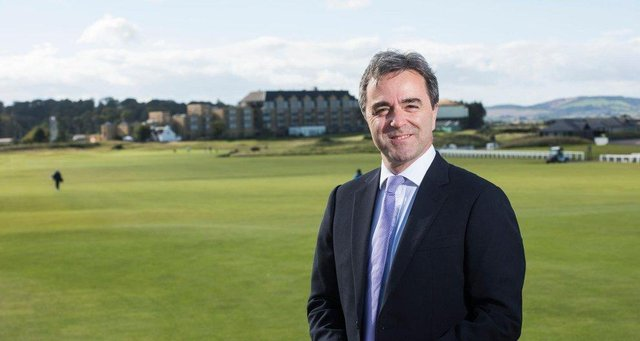 Phil Anderton took up a new role with the R&A, where he's in charge of strategic and operational responsibilities for Golf Development and Amateur Championships, in August. Picture: R&A