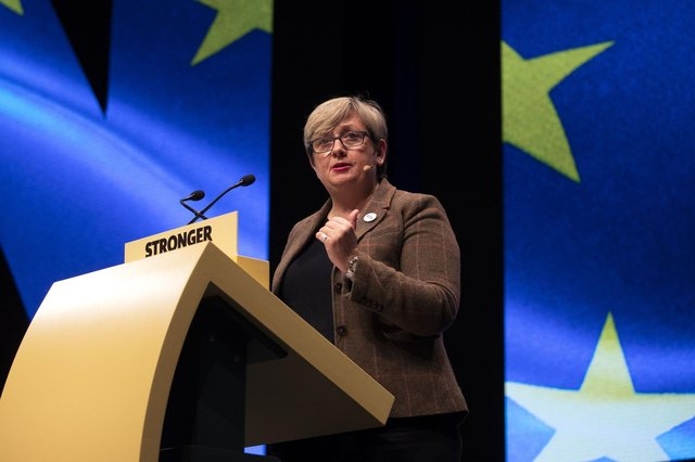 Joanna Cherry QC MP has been sacked from her frontbench role in the SNP.