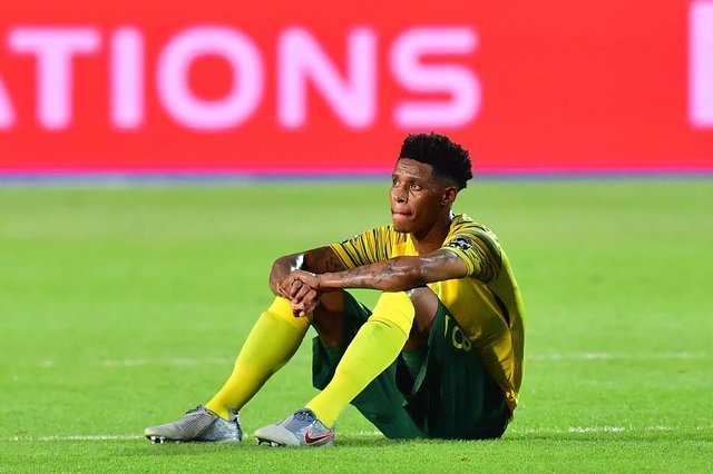 South Africa midfielder Bongani Zungu has been courted by Rangers. Picture: AFP via Getty Images