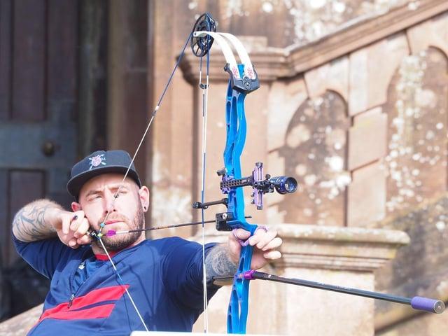 Nathan has his sights set on a major target