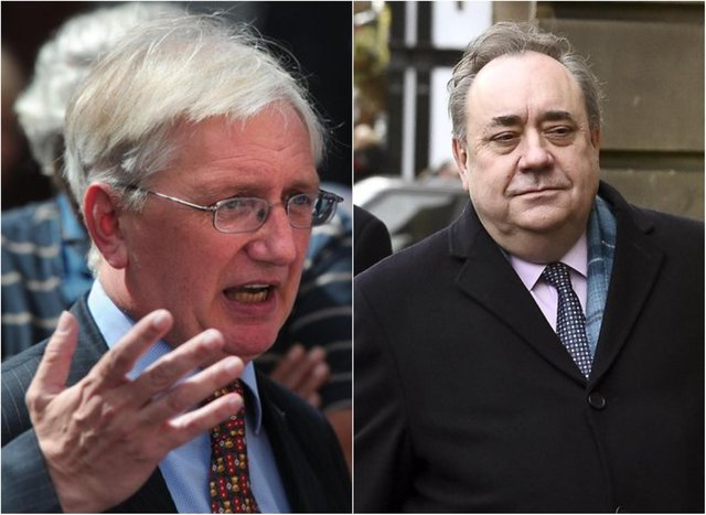 Craig Murray watched two days of Alex Salmond's trial in March last year from the public gallery of Edinburgh's High Court and wrote about it on his website
