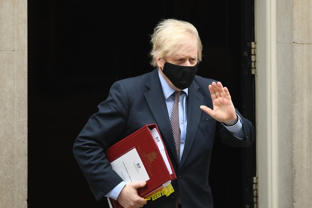 A court order appears to show Boris Johnson misled parliament over the distribution of coronavirus contracts.