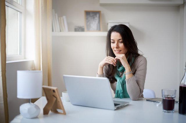 The survey found that of those currently homeworking,85 per centwanted to pursue a 'hybrid' approach. Picture: Getty Images/iStockphoto.