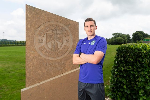 Paul Hanlon is keen for Hibs to build on last season - while prolonging their stay in Europe