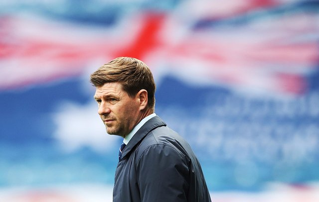 Rangers manager Steven Gerrard already has his sights fixed on making his new Premiership champions even stronger next season. (Photo by Ian MacNicol/Getty Images)