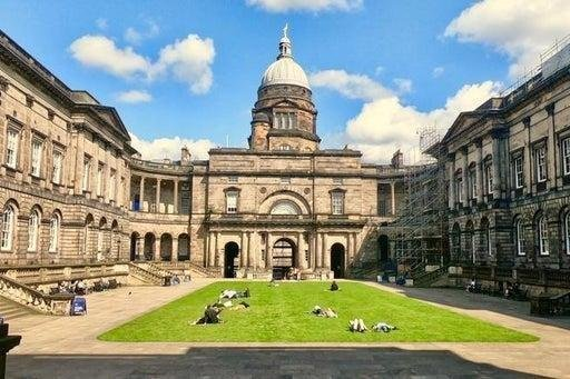 Students say they are still waiting to hear about offers from institutions including the University of Edinburgh.