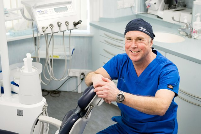 Founded and led by implant pioneer Dr Duncan Robertson, Fairmilehead Dental Practice & Implant Centre in Edinburgh is the latest addition to Clyde Munro, as it closes in on its landmark 50th practice. Picture: Ian Georgeson Photography