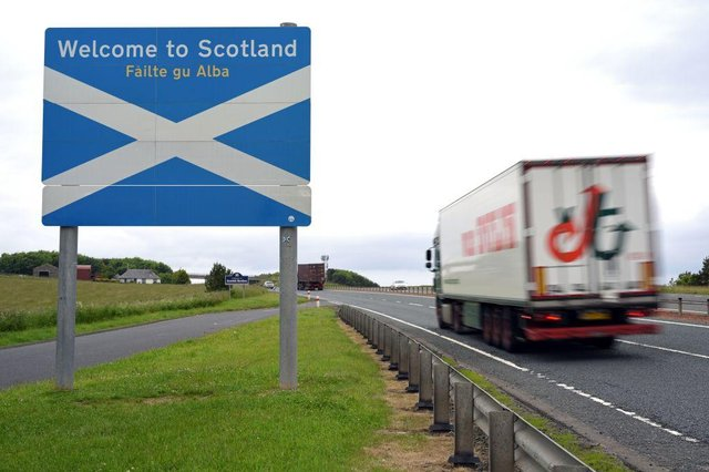 Scotland will 'likely' welcome tourists from the rest of Britain from April 26 (Getty Images)