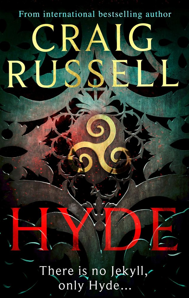 Hyde, by Craig Russell