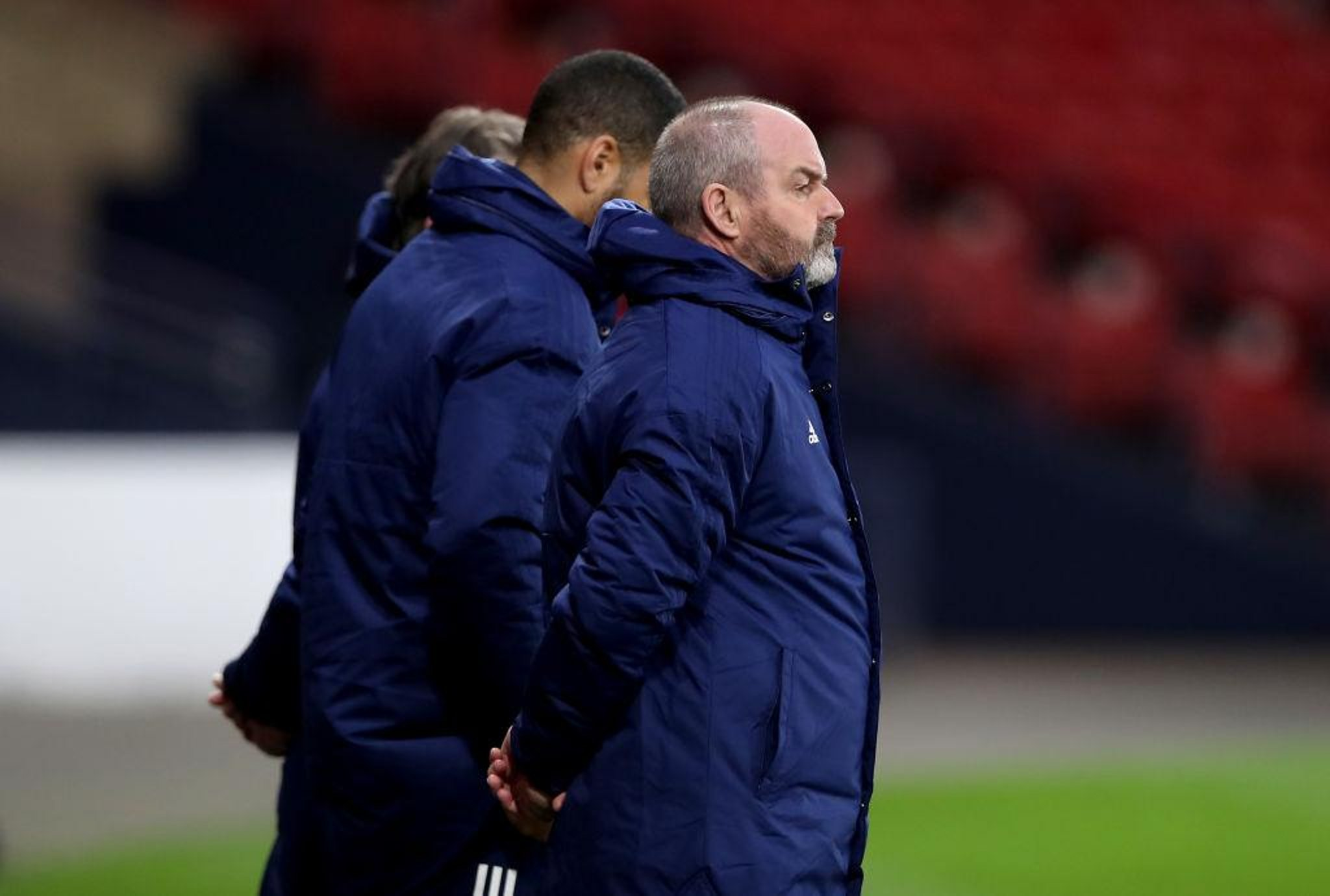 Billy Gilmour 'upset' by COVID test but chance for another Scotland hero, says Clarke