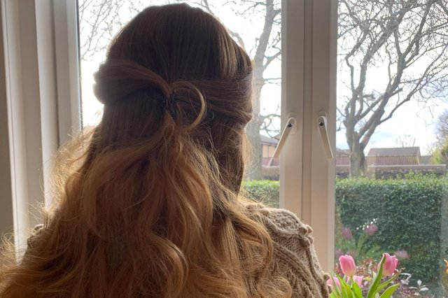 Working from home with children can be hair-raising. Picture: JPIMedia