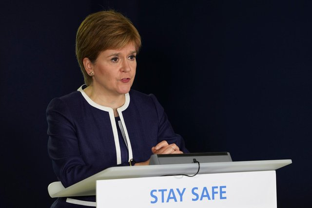 """The First Minister has been warned not to make a """"screeching u-turn"""" on a key election pledge, after the Scottish Government appeared to back away from plans for a coronavirus inquiry."""