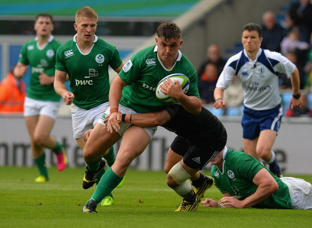 Adam McBurney, a former Ireland U20 international, is the latest uncapped player to be added to Scotland's summer squad. Picture: Tony Marshall/Getty Images