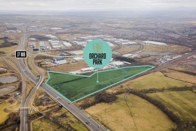 Glasgow-based Tulchan Developments is pitching Orchard Park at Eurocentral towards the 'build to suit' market as opposed to building speculatively.