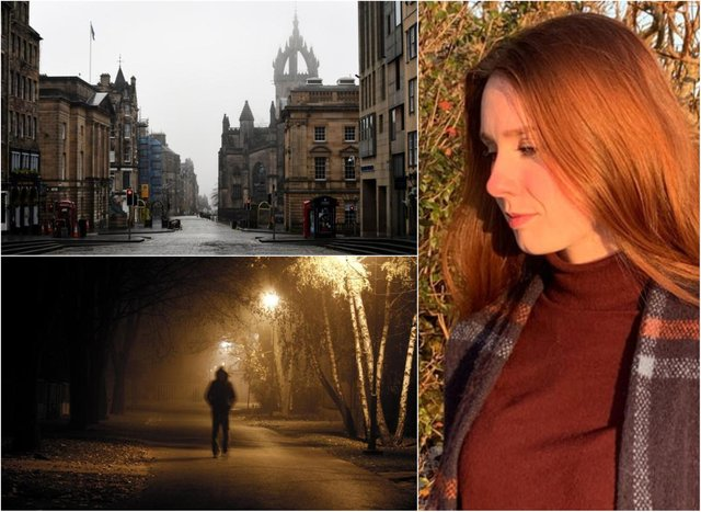 Edinburgh is the city I learned how to keep myself safe in, writes Beth Murray.