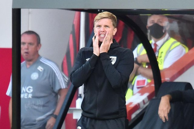 Former Bournemouth manager Eddie Howe is wanted by Celtic to become next manager. Picture: Getty