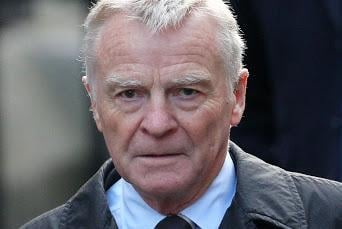 Max Mosley: The British racing driver and former president of the FIA  has died aged 81