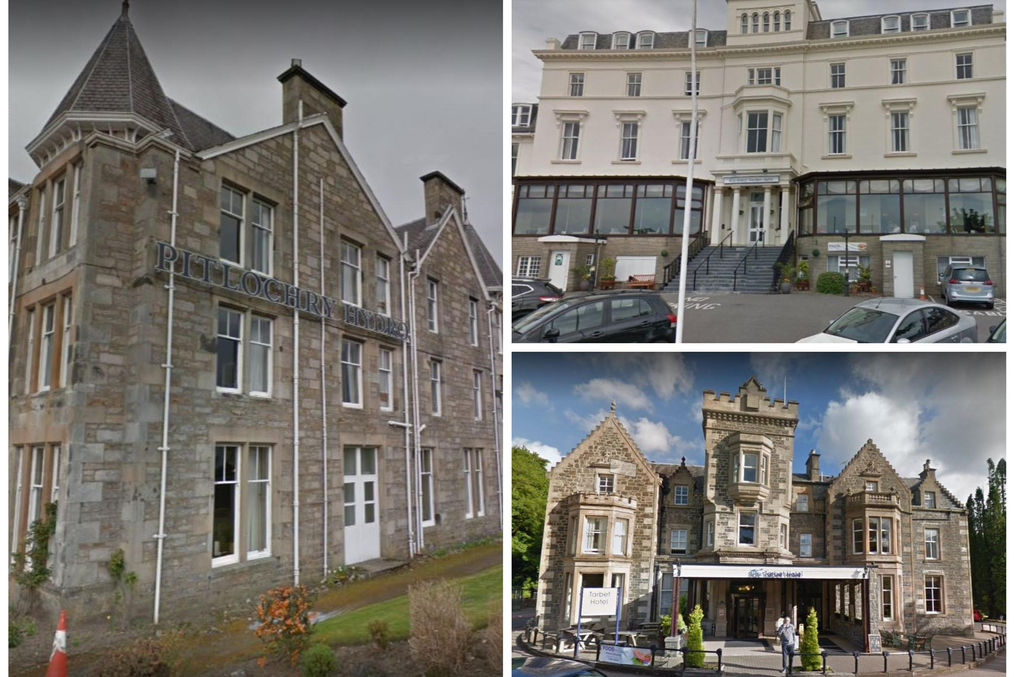 Seven Scottish hotels cease trading as major UK travel firm enters administration 'due to Covid-19'
