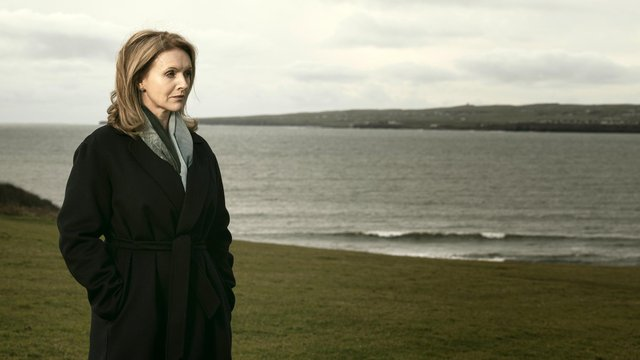 Val (Dervla Kirwan) from Smother. Picture: BBC Studios/RTÉ Ireland/Martin