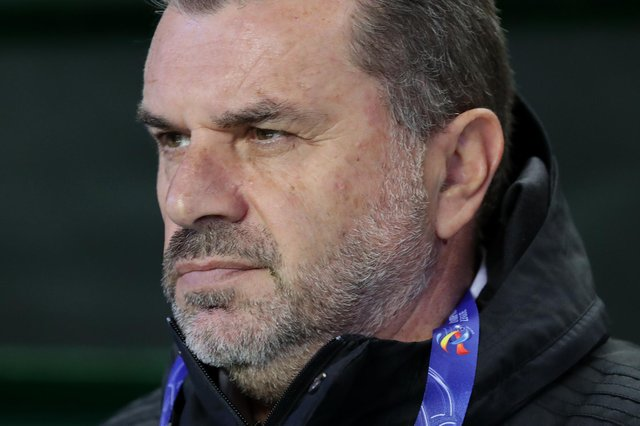 New Celtic head coach Ange Postecoglou has been working remotely since his appointment last week. (Photo by Han Myung-Gu/Getty Images)