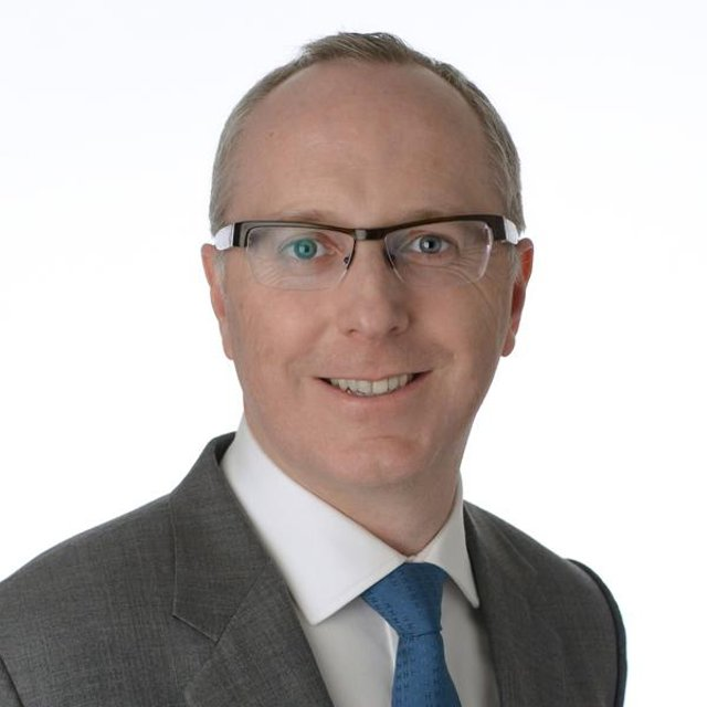 Colin Hutton is a Disputes Partner at CMS