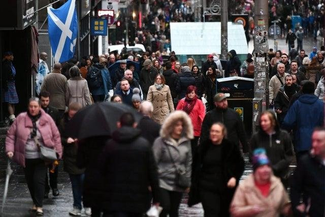 Official figures have been released highlighting life expectancy in Scotland.