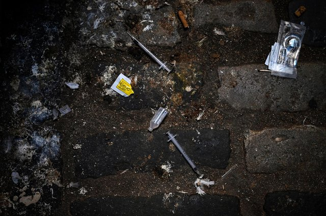 Drug addicts who seek help should not feel stigmatised, but cared for and respected (Picture:  Jeff J Mitchell/Getty Images)