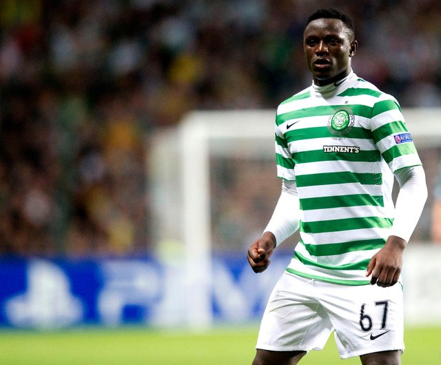 Victor Wanyama wants a Celtic return. Picture: SNS