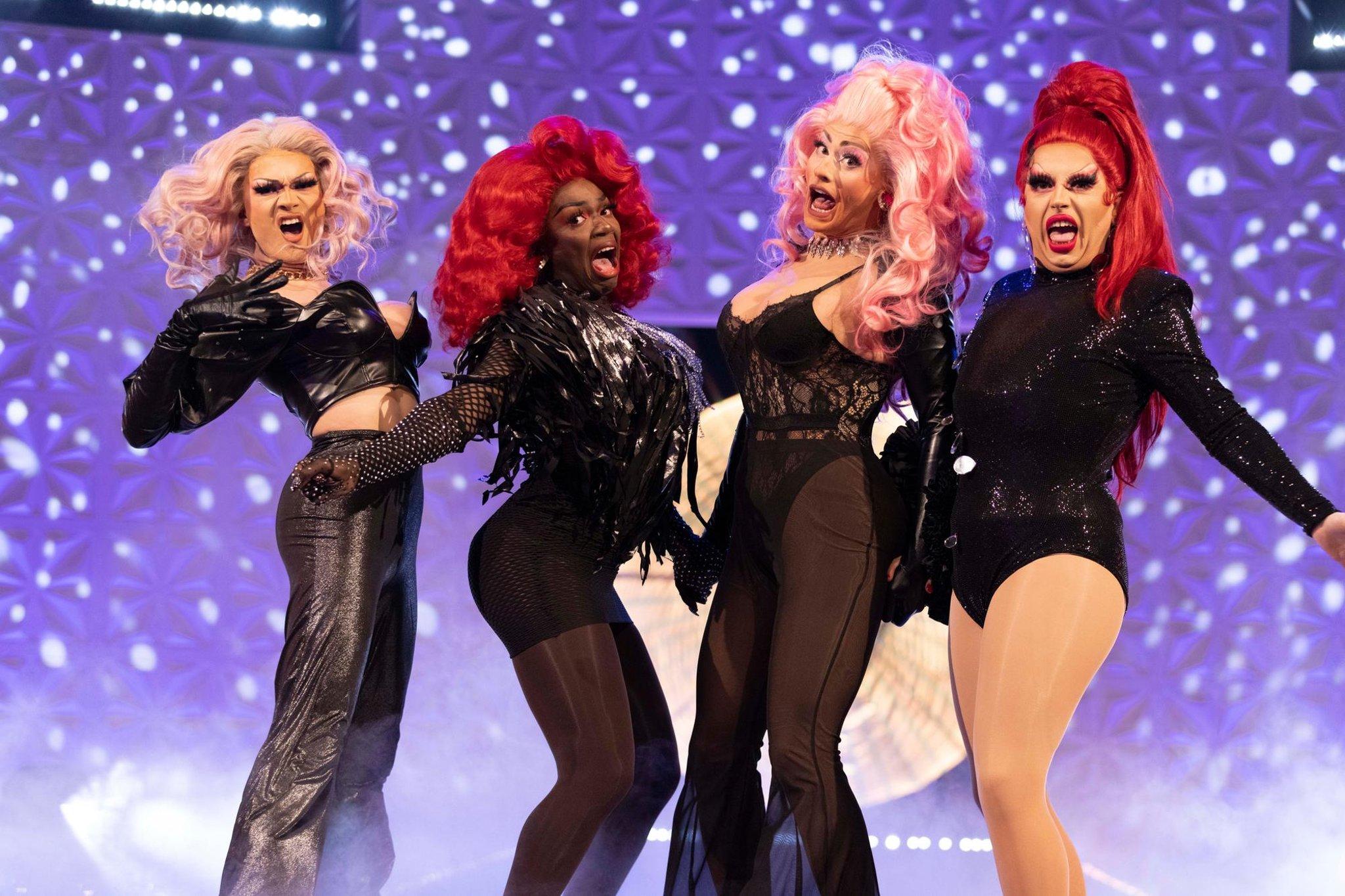 RuPaul's Drag Race UK 3: Cara menonton, saluran apa itu dan siapa yang dipulangkan minggu lalu