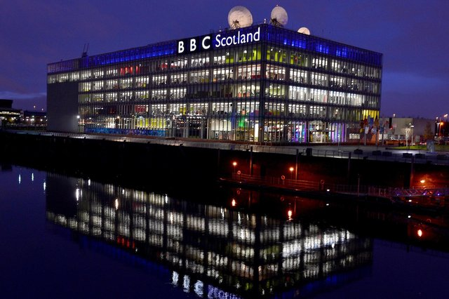 The BBC had been looking at transferring studios based in Glasgow to a London-based subsidiary.