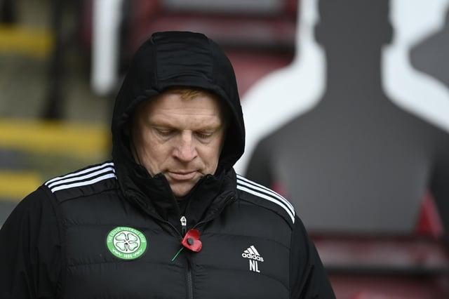 Celtic manager Neil Lennon. Picture: SNS