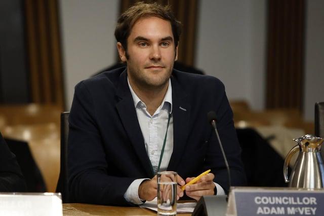 'A year of real trauma' - Council leader Adam McVey