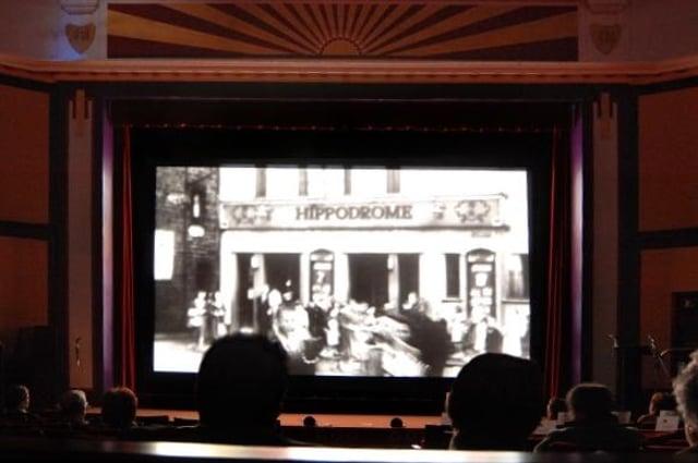 The Hippodrome Cinema in Bo'ness
