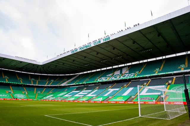Celtic Park. Picture: SNS