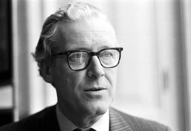 Lester Borley, director of the National Trust for Scotland in August 1983 (Picture: Allan Milligan)
