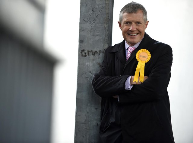 Scottish Liberal Democrats leader Willie Rennie believes his party will make gains at the election.
